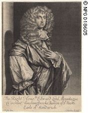 Edward Montagu 2nd Earl of Sandwich